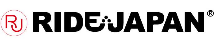RIDEJAPANのロゴ画像